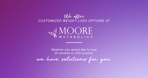 Moore Metabolics Weight Loss Options